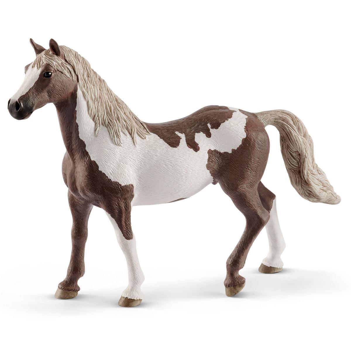 Baby Schleich Paint Horse Fohlen 13886 Spielzeug