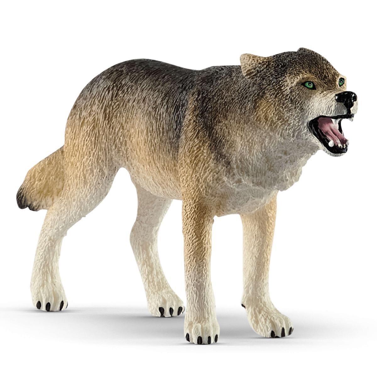 51a698ee9 Wolf | 14821 | Wild Life | Schleich®