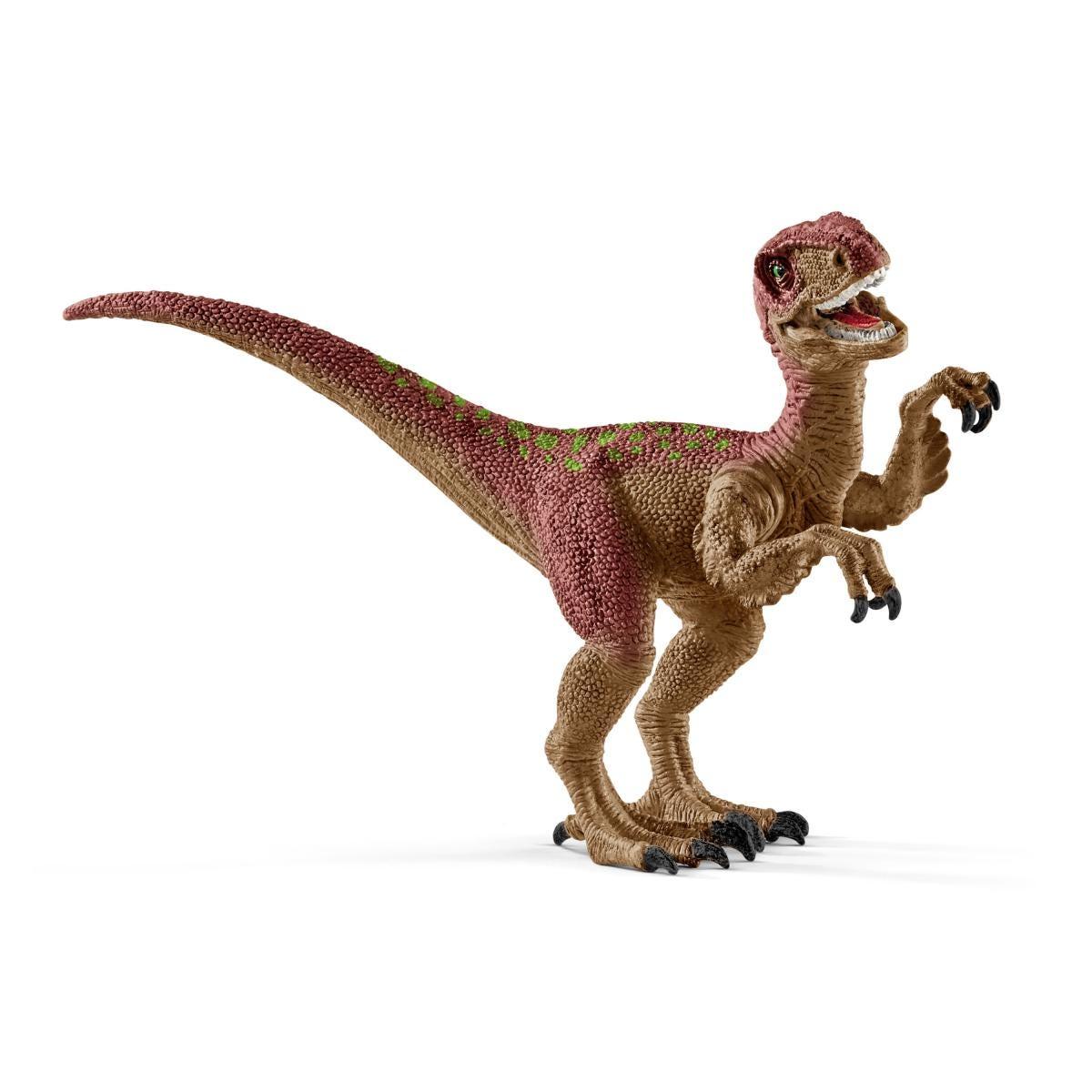 large skull trap with velociraptor 42348 dinosaurs schleich
