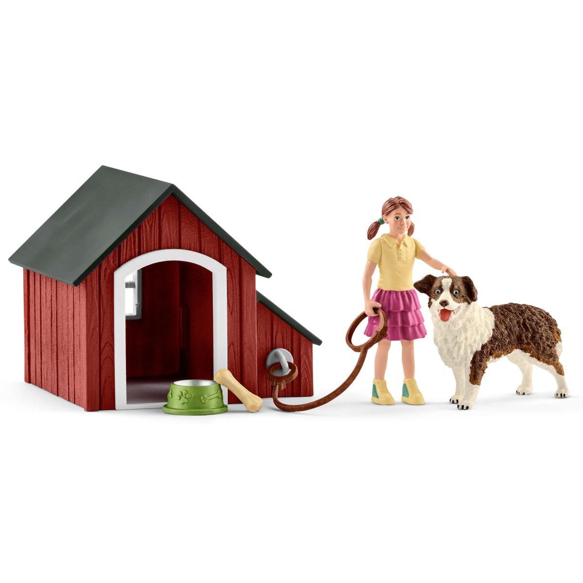 hundehütte | 42376 | farm world | schleich®