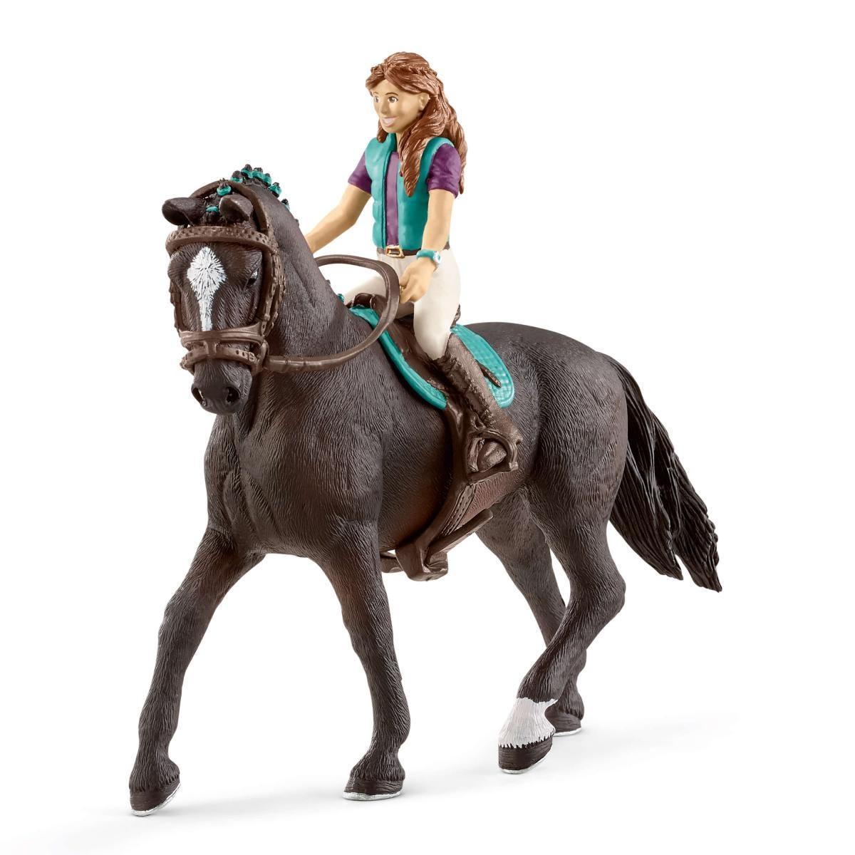 Schleich Horse Club Lisa /& Storm 42516