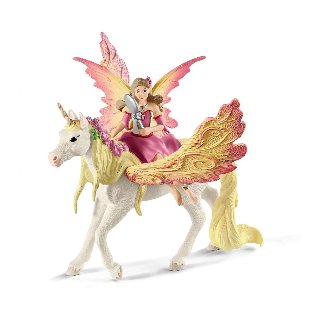 Foal Schleich Toy Schleich Rainbow Unicorn