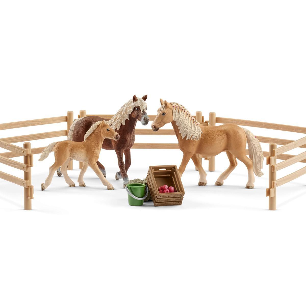 Schleich North America Haflinger Mare Toy