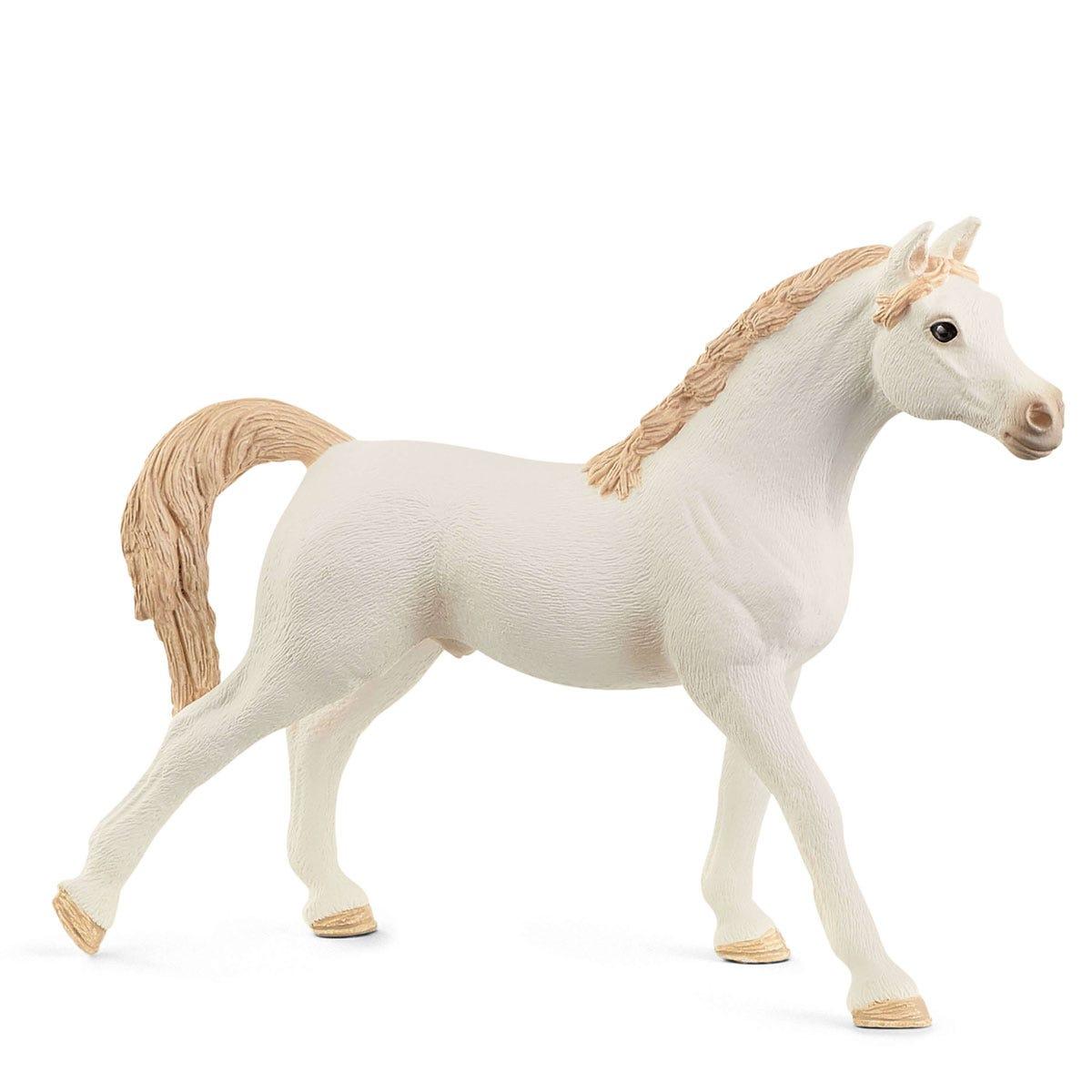 Arabian Stallion White 72153 Horse Club Schleich Usa Inc