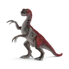 Cachorro de therizinosaurus