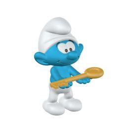 Smurf with key