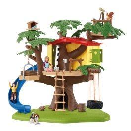 Casa árbol de aventuras