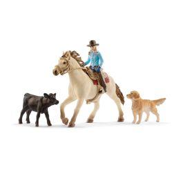 Set de equitación del Lejano Oeste