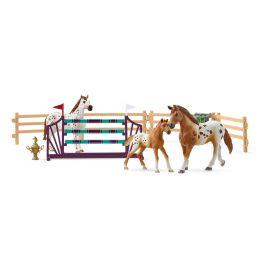 Set de entrenamiento para el concurso de Horse Club Lisa
