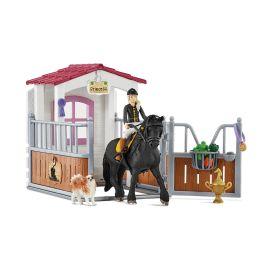 Horse Box with Horse Club Tori & Princess