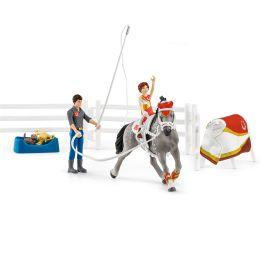 Horse Club Mia, voltižová jezdecká sada
