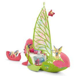 Barco de flores mágico de Sera