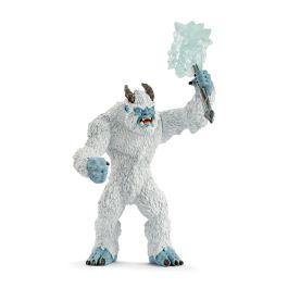 Ledová příšera se zbraní
