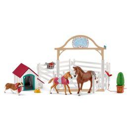 Horse Club 馬のお客さまと愛犬ルビー