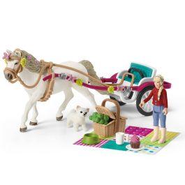 Kočár na koňskou show