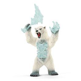Ledový medvěd se zbraní