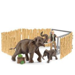 Home for elephants