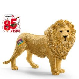 85 years special edition lion