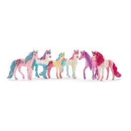 Bayala 6-Piece Collectible Unicorn Bundle