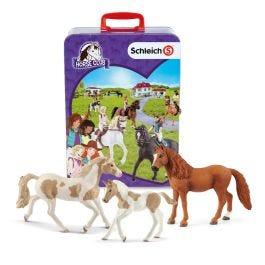 Horse Club Collector's Case Bundle