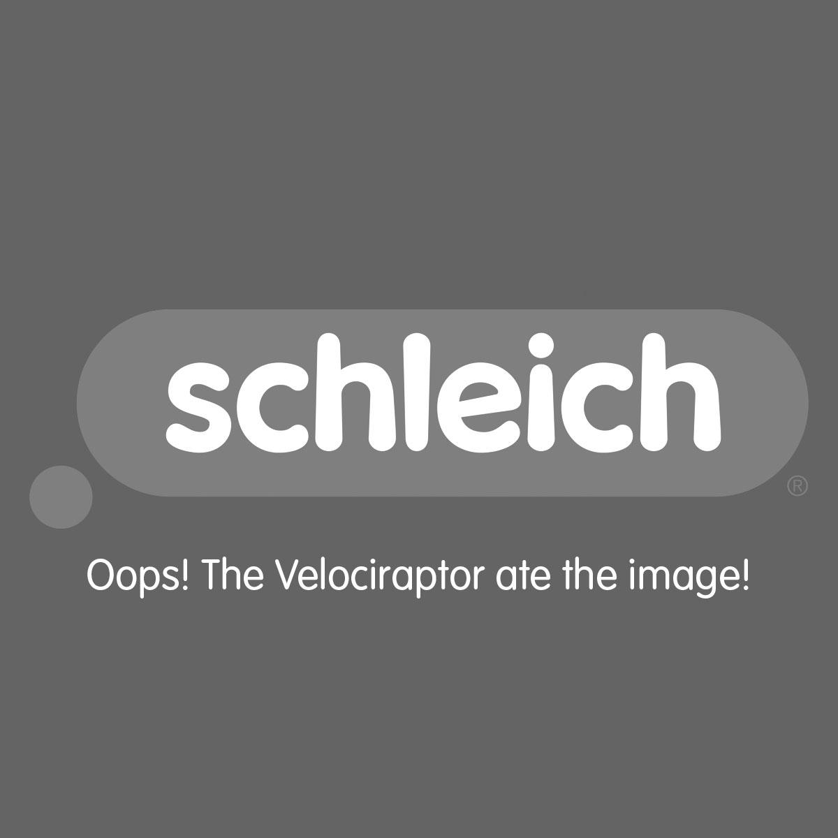 Schleich 42195-Farm World-Écurie avec chevaux et accessoires