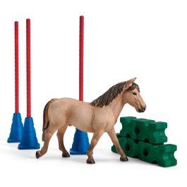 Slalom pour poney