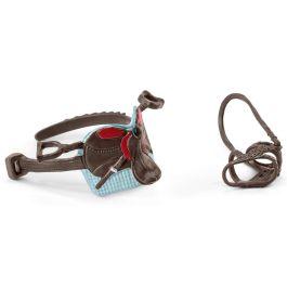 ハンナとカイエンの鞍と手綱