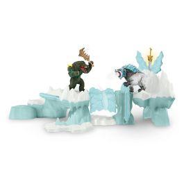 攻击冰雪堡垒