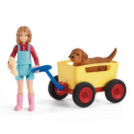 Puppy Wagon Ride