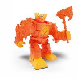 Eldrador 迷你怪兽 岩浆机器人