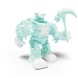 Eldrador 迷你怪兽 冰雪机器人
