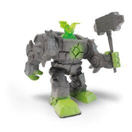 Eldrador 迷你怪兽 石头机器人