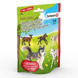 1 Piece Collectible Animals Farm World Series 2