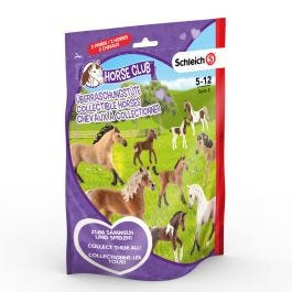 2 Piece Collectible Animals Horse Club Series 2