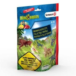 3 Piece Collectible Mini Dinosaurs Blind Bag Series 1