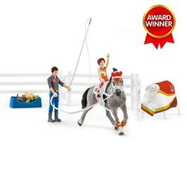Horse Club Mia's vaulting set